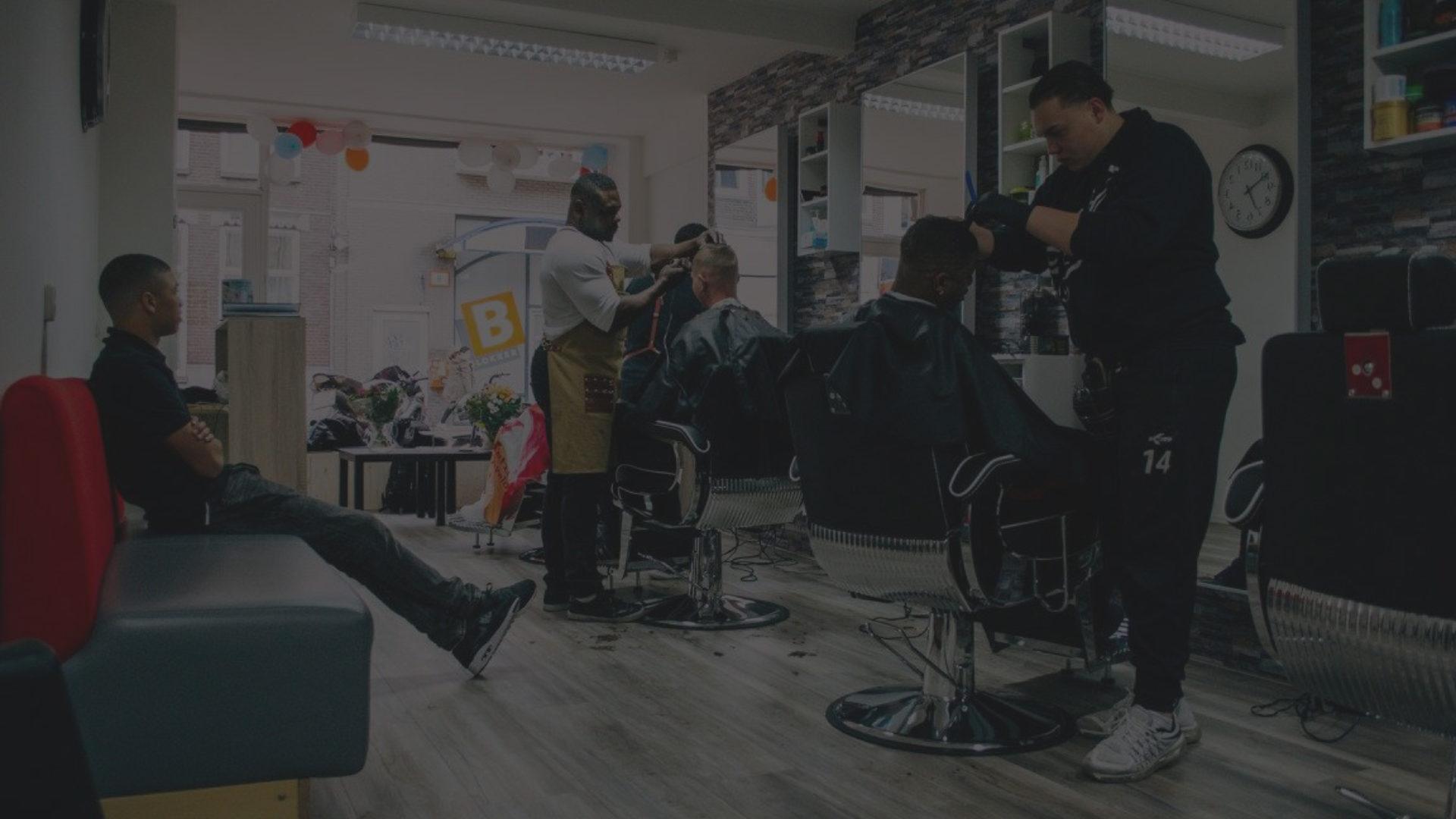 Individual Barbershop